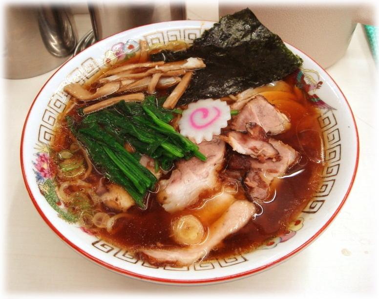 青島食堂 ラーメン