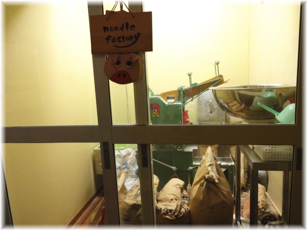 モリス 製麺室
