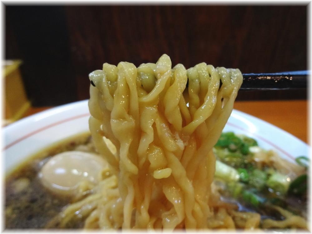 維新商店 特中華そばの麺