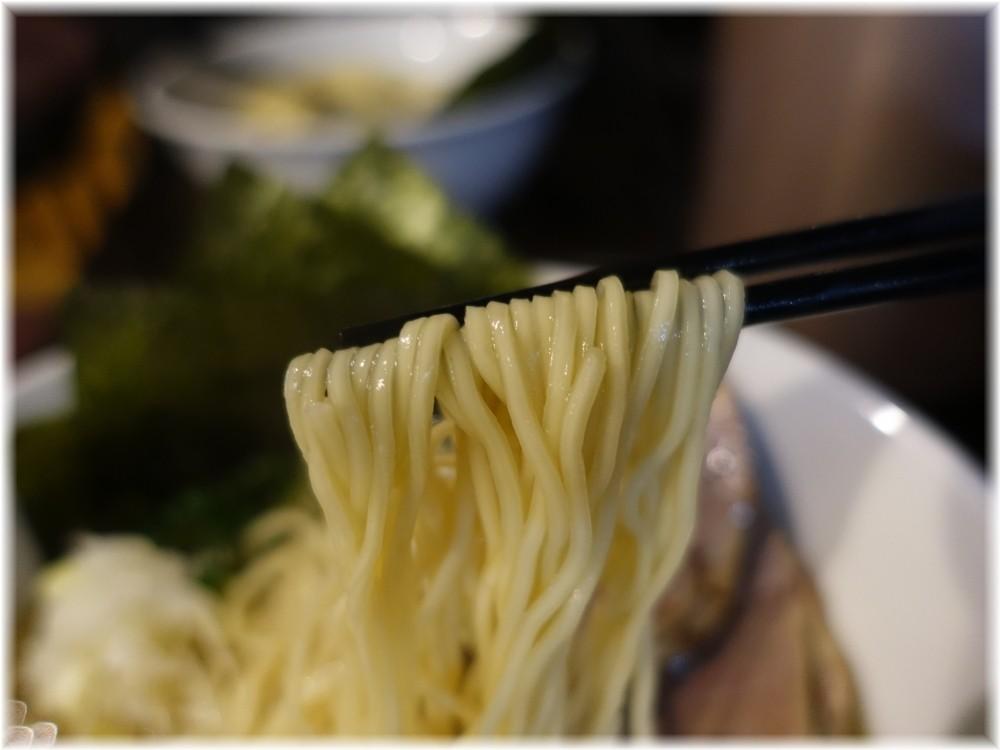 ほうきぼし+ 特製鶏ソバの麺