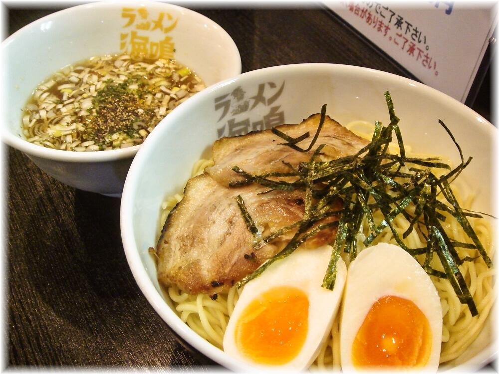 海鳴 中洲店 冷製魚介つけ麺