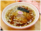 昭和歌謡ショー 王道の醤油ラーメン