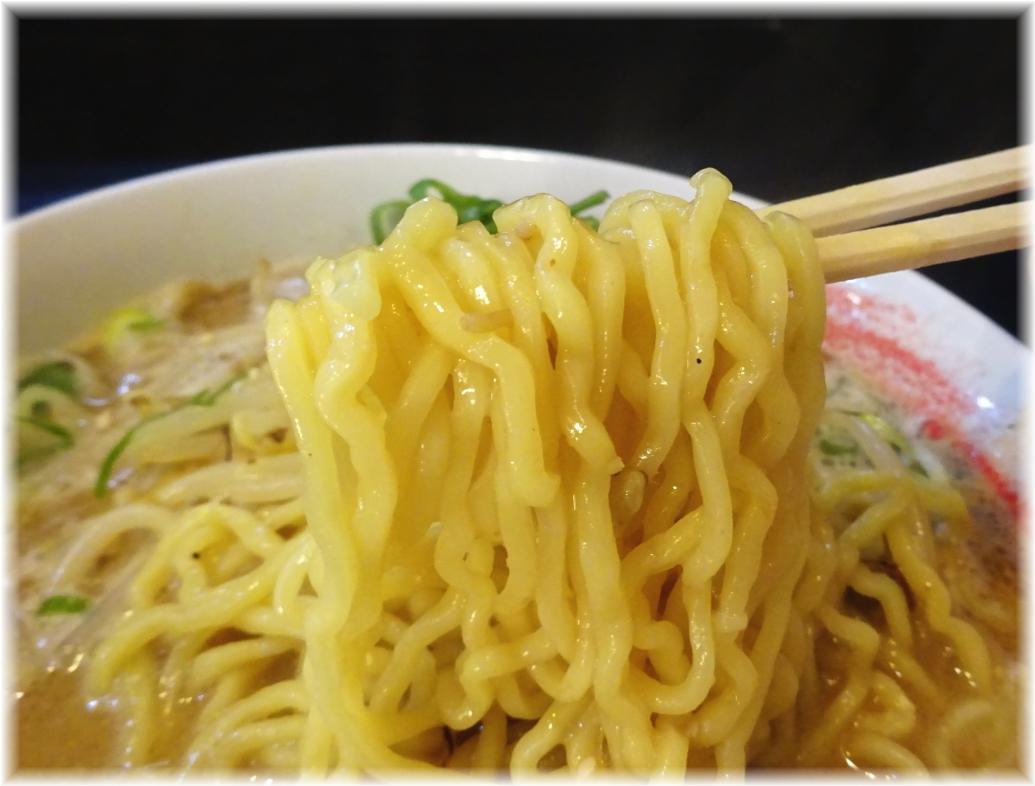 ドレファラシド 7番ゴールドの麺