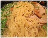 麺厨房 函館 あじさい 味彩塩拉麺の麺