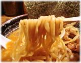 ゴリラーメン 特製味噌らぁ麺の麺