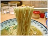 元祖赤のれん節ちゃんラーメン ラーメンの麺