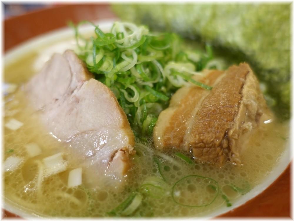 百麺中目黒店 細麺4点盛り盛りの具