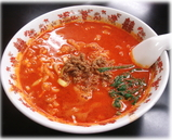 馬賊 担々麺(超激辛)