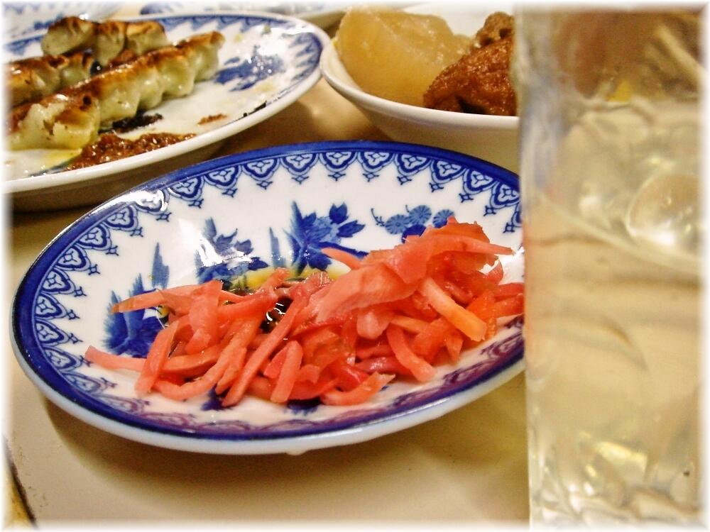 八ちゃんラーメン2 紅生姜