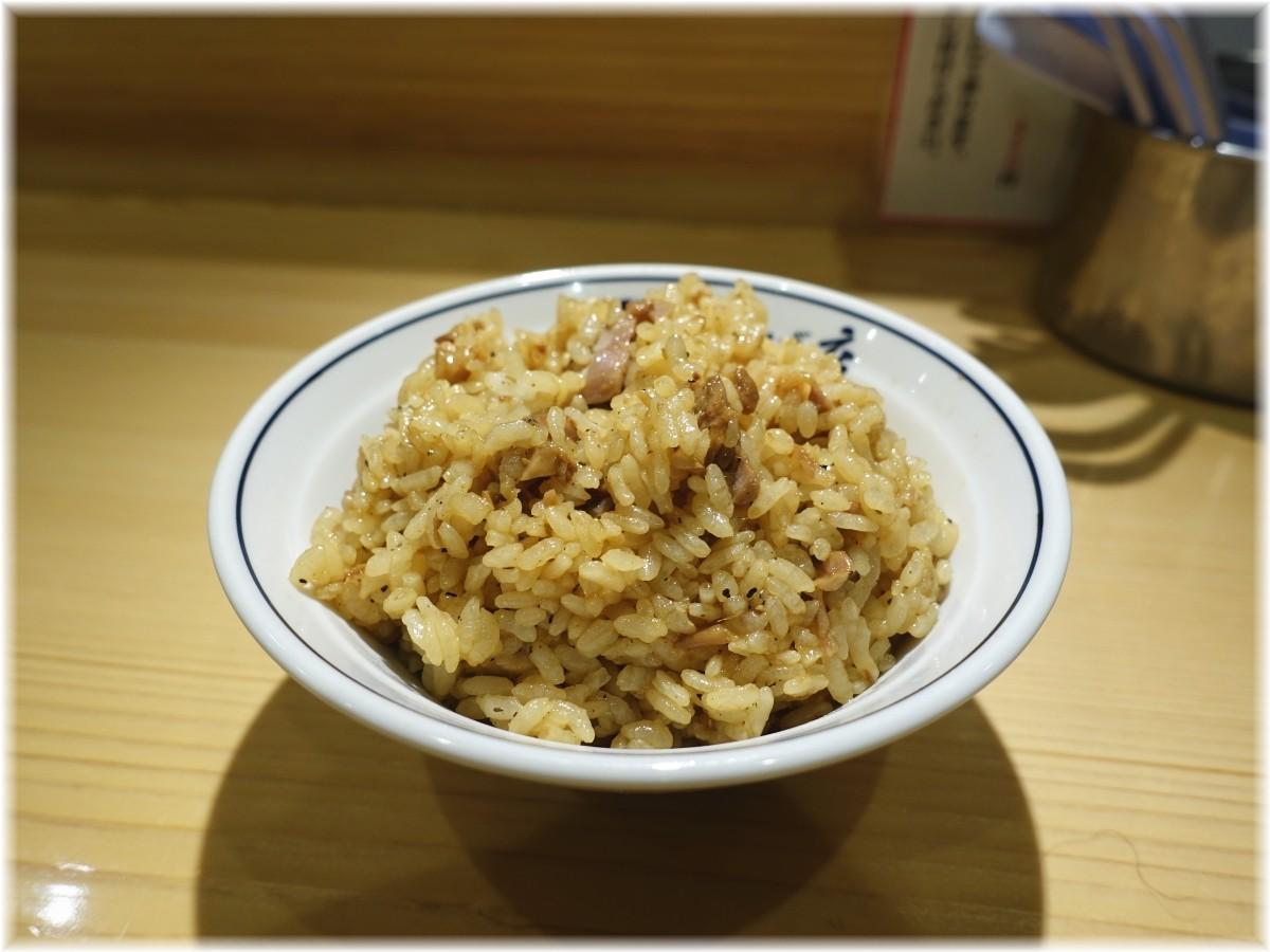田中そば店新橋店3 特製肉めし