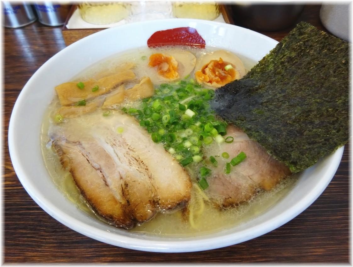麺屋三四郎 味玉SIo豚骨
