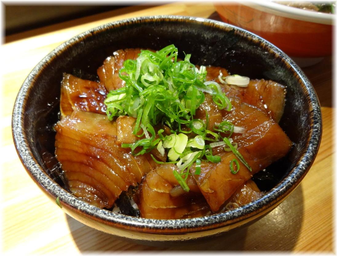 巌哲 鉄火丼