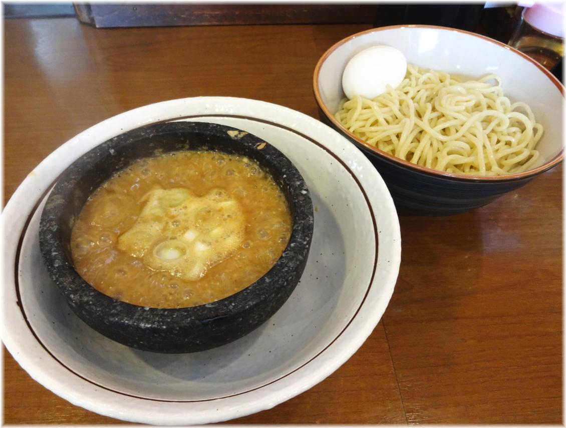 のとやま 石焼チーズつけ麺
