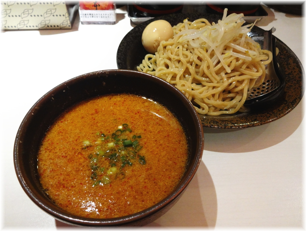 中本高円寺店 冷し肉醤麺