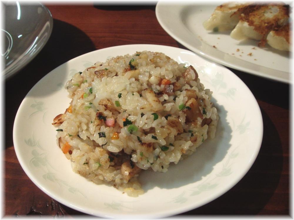 元祖柳屋 半焼き飯
