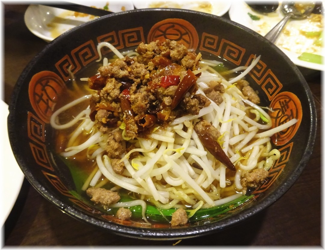 瑩瑩 台湾ラーメン