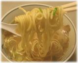 博多ふくちゃんラーメン ラーメンの麺