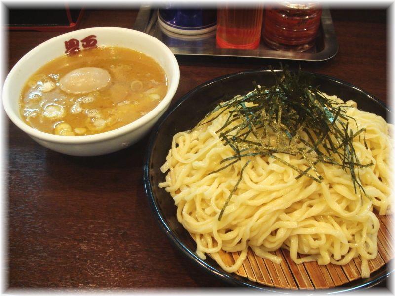 昌平 煮玉子つけ麺