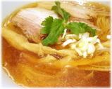 麺創研かなで 煮干味ラーメンのスープ