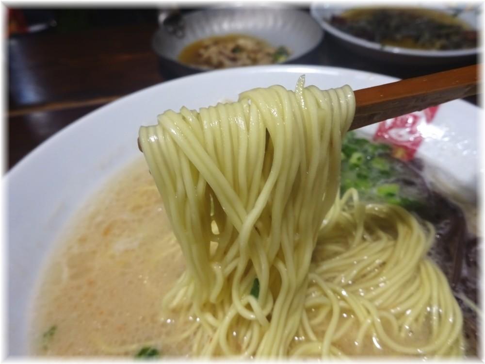 凪渋谷店 豚王の麺
