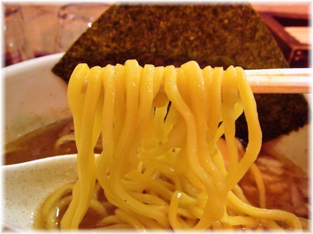 ORAGANOODLES 味玉らーめんの麺