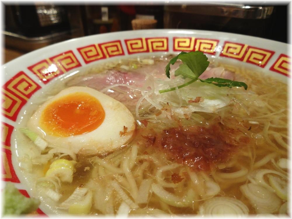 凪Noodle BAR2 俺の塩inKABUKIの具