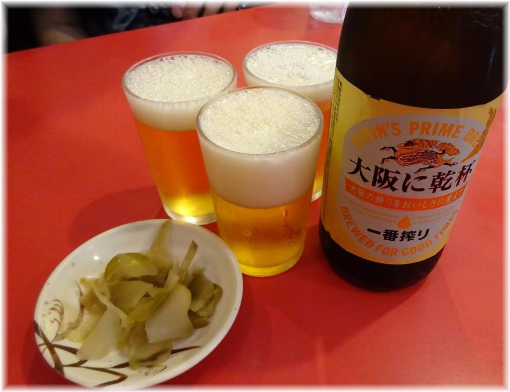 カドヤ食堂総本店 大阪に乾杯!