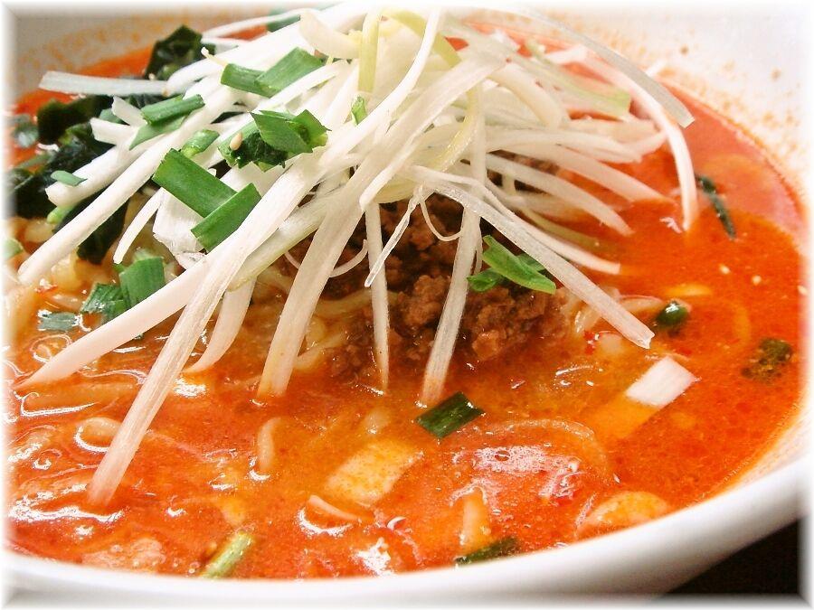 ガキ大将 タンタン麺の具