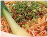川菜館 担々麺の具と麺