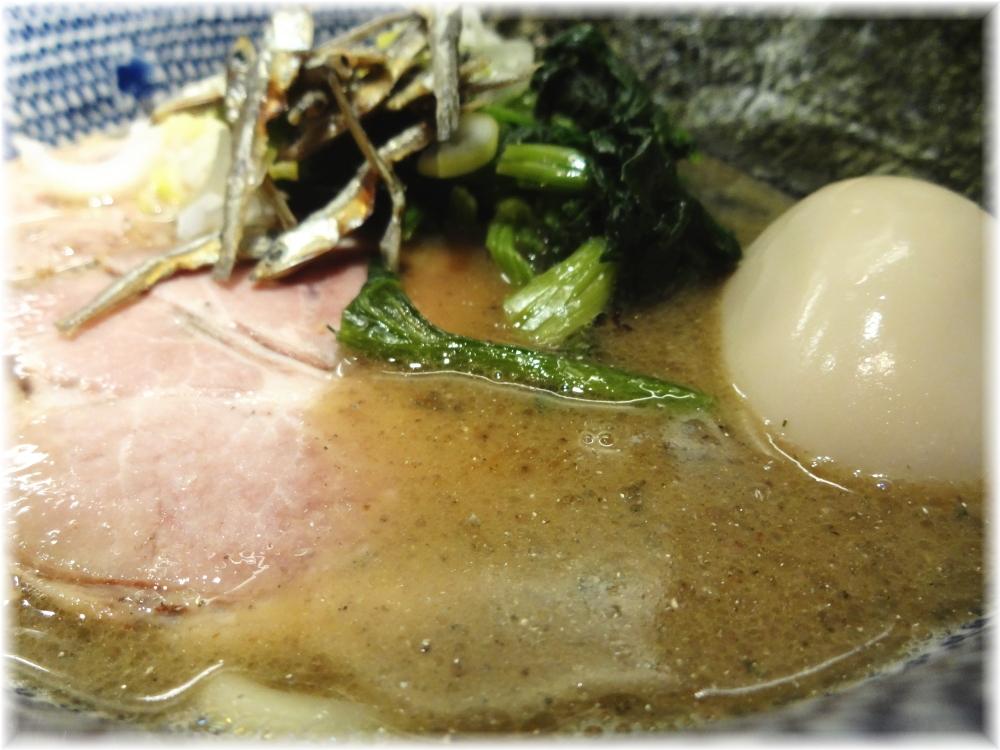 東京煮干屋本舗 特製煮干ラーメン(にぼ増し増し)のスープ