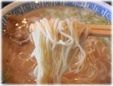 長浜紅龍 ラーメンの麺