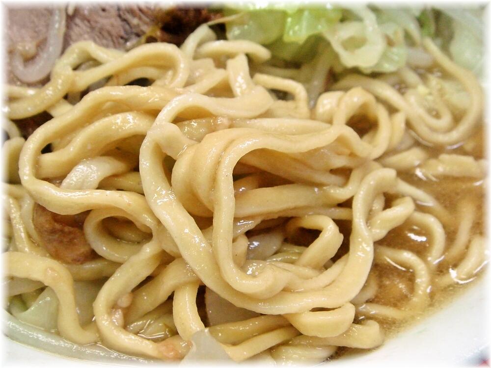 ラーメン二郎三田本店 麺1