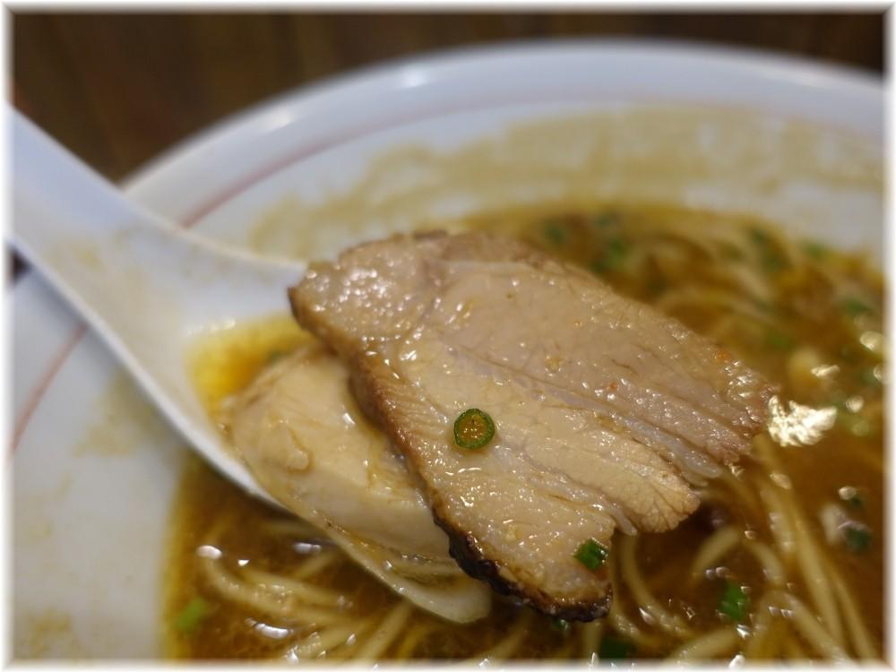 KABOちゃん スパイシー味噌中華そばのチャーシュー