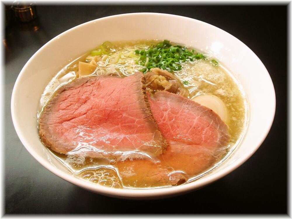 マタドール 贅沢焼牛らぁ麺(塩)