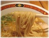 がんがら堂 和歌山スペシャルの麺