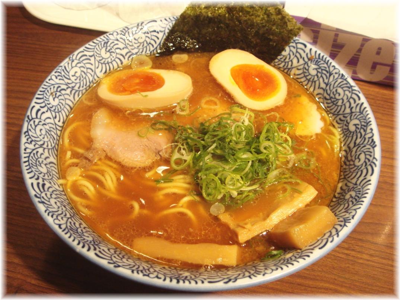 赤坂麺道いってつ ラーメン