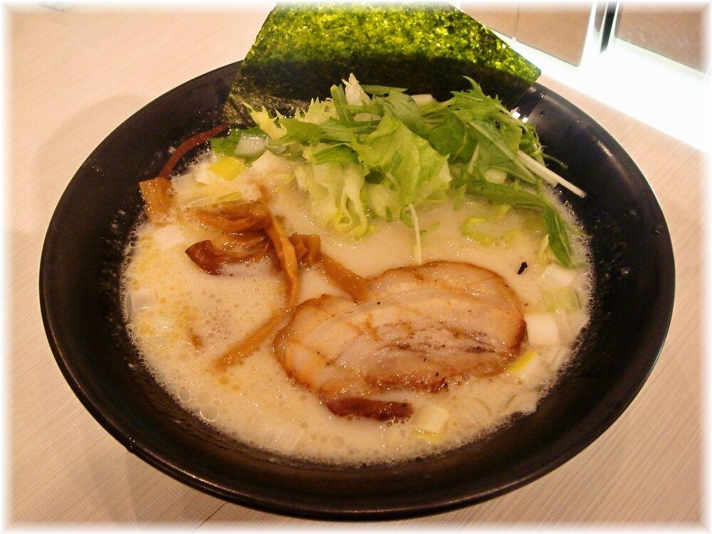 虎心房 虎心麺(塩味)