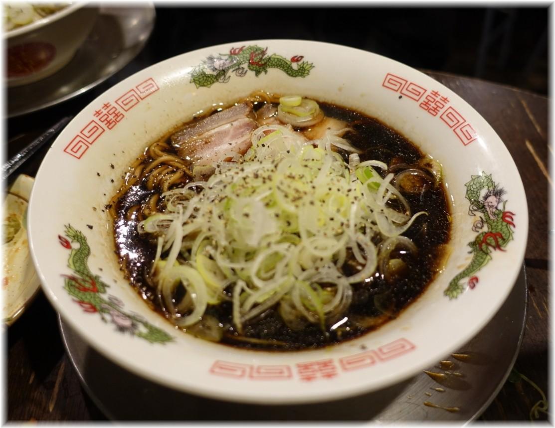 金町製麺9 金町ブラック
