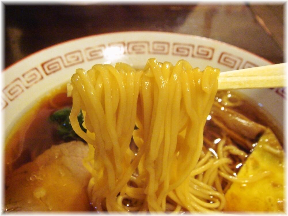 萬福 中華そばの麺