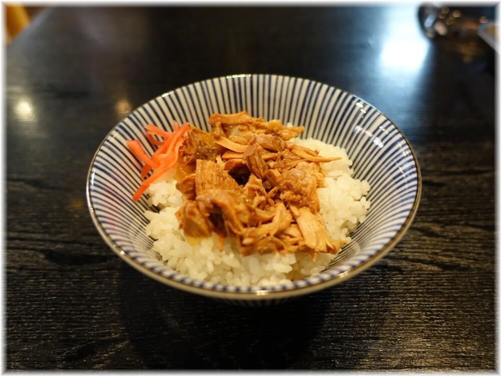 小むろ2 肉煮込みご飯(小)