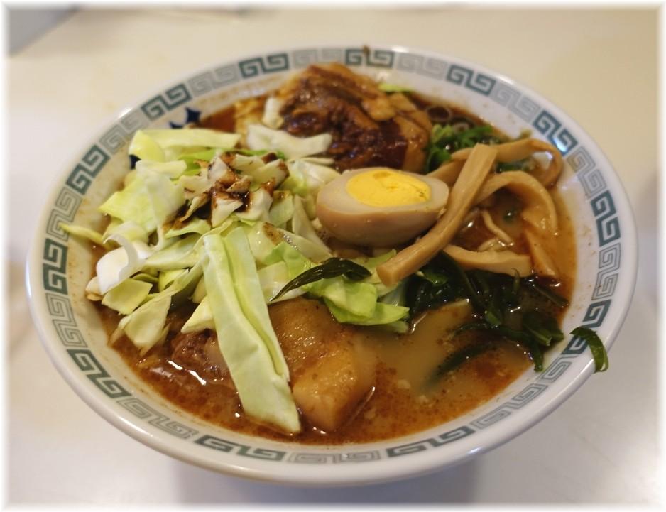 桂花ラーメン新宿東口駅前店 太肉麺