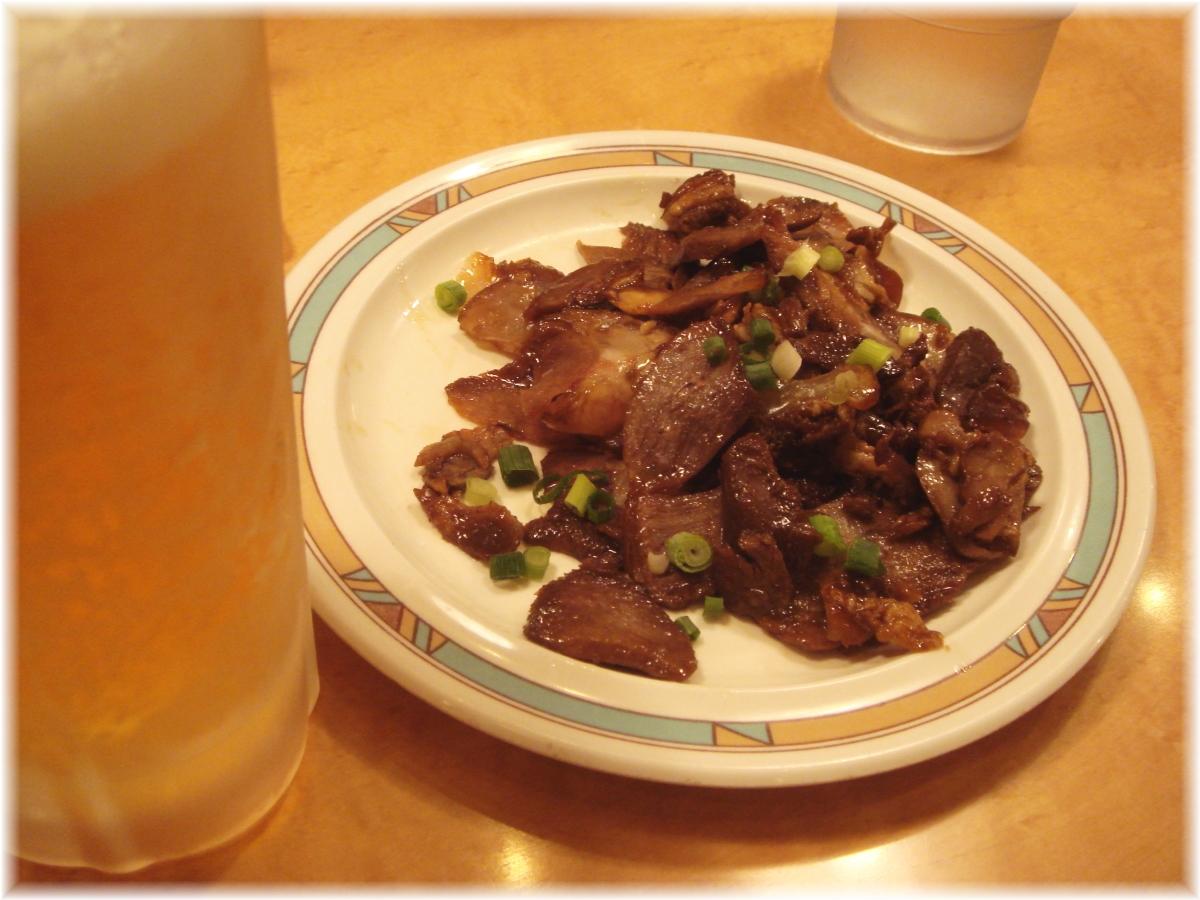 大明担担麺 箱崎店 五香牛肉
