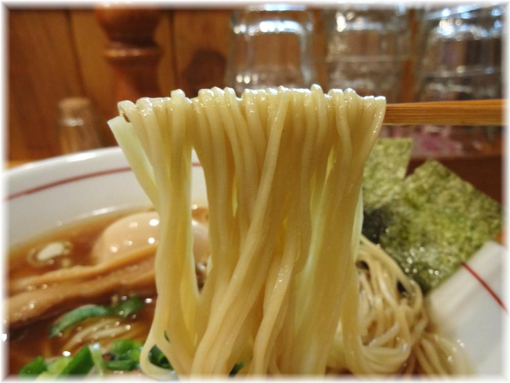 麺屋KABOちゃん しもふり中華そばの麺