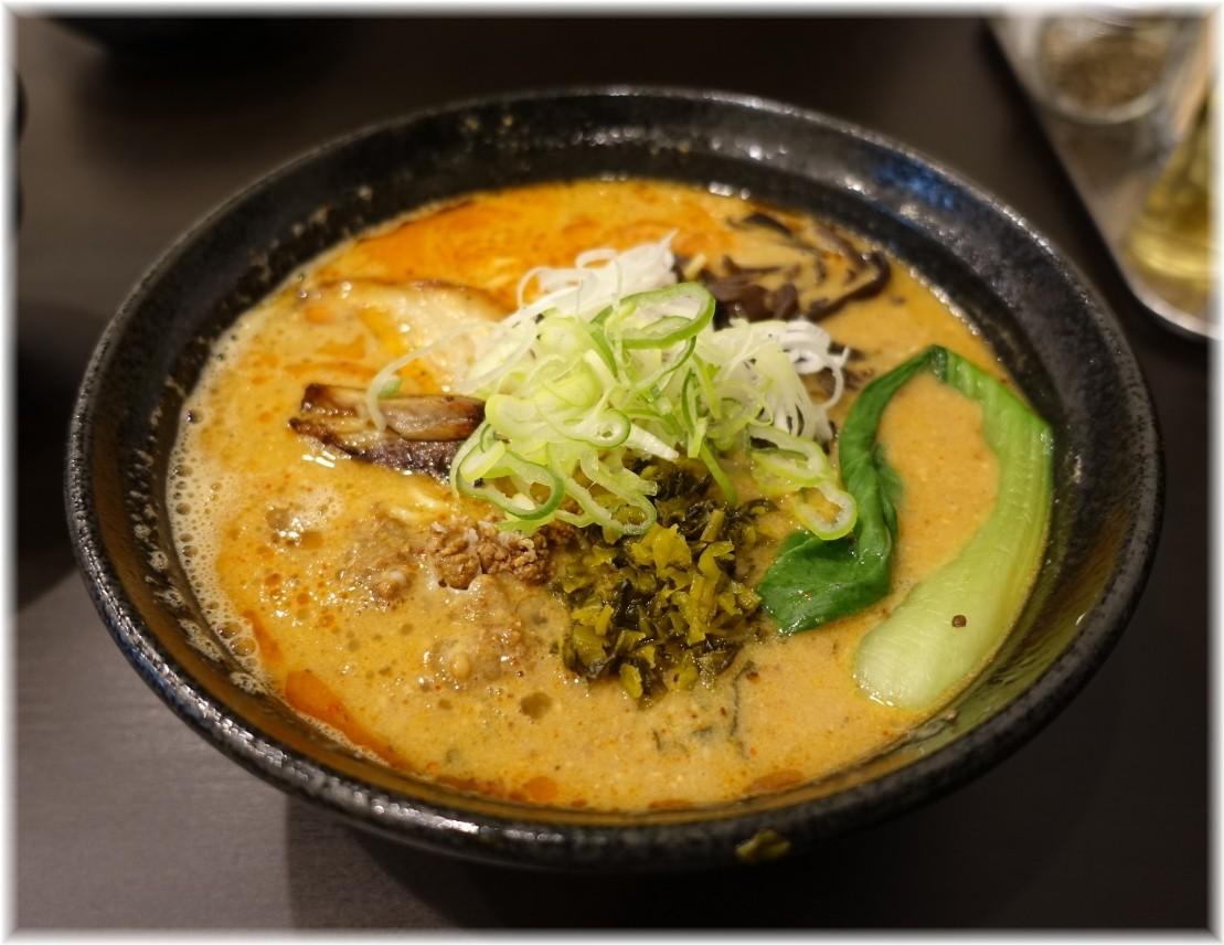 麺屋笹苑2 担々麺