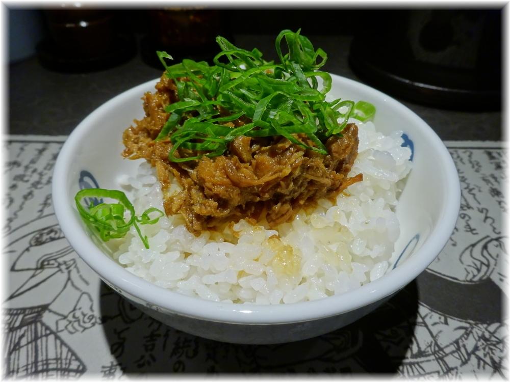 麺屋武蔵別巻 チャーシュー飯