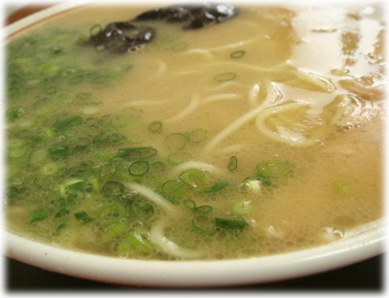 圭順 ラーメンのスープ