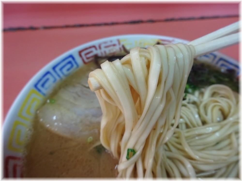 博龍軒3 ラーメンの麺