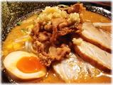 ゴリラーメン 特製味噌らぁ麺の具
