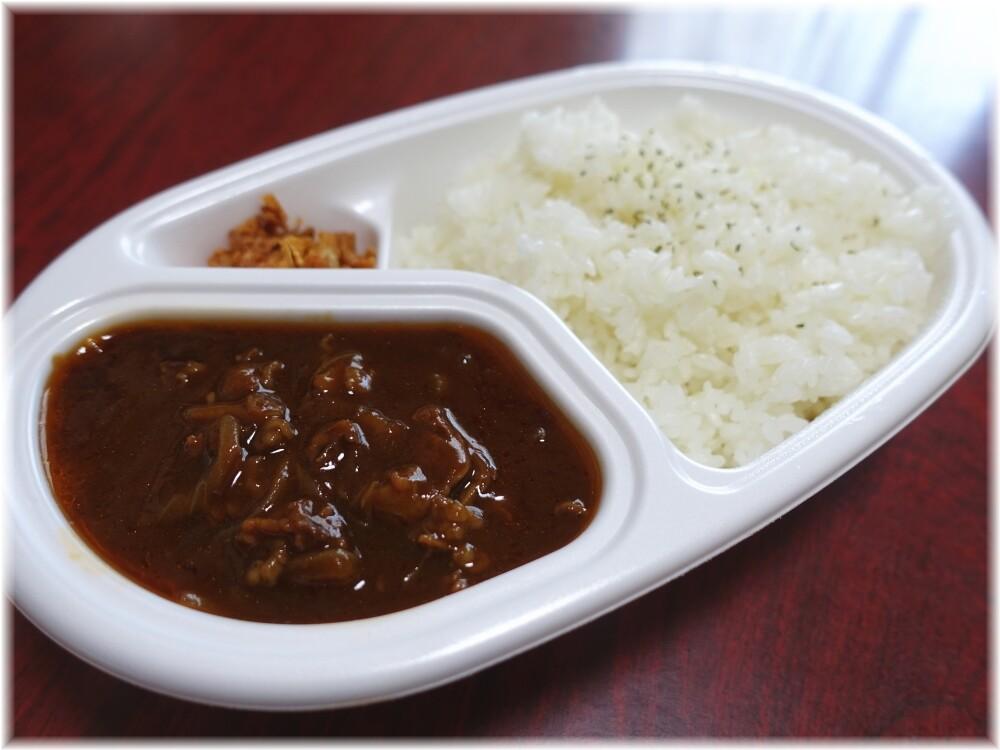 拉麺五瞭5 テイクアウトのハヤシライス