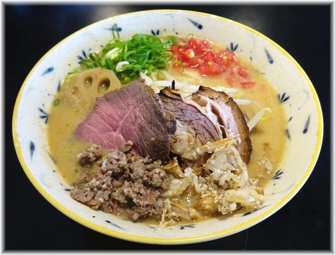 みそ専門マタドール 贅沢濃厚味噌らぁ麺